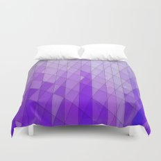Ode to Purple Duvet Cover