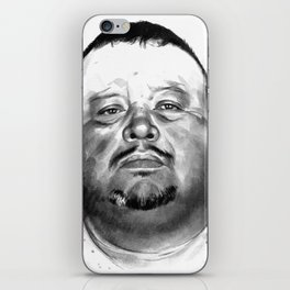 David Martinez mugshot iPhone Skin