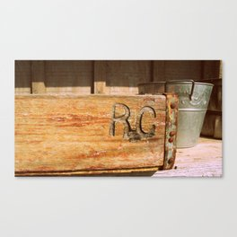 RC Canvas Print