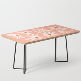 Happy Daisies Coffee Table