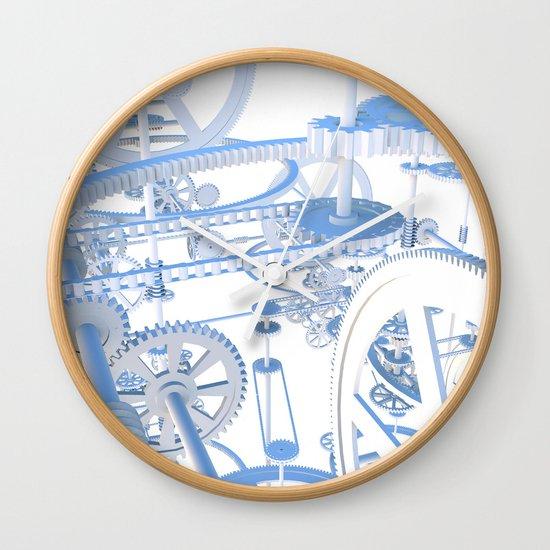 The Dream Machine Wall Clock