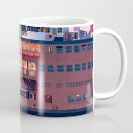 NYC Staten Island Ferry Coffee Mug