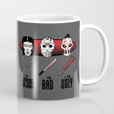 Hockey Mask Evolution Mug