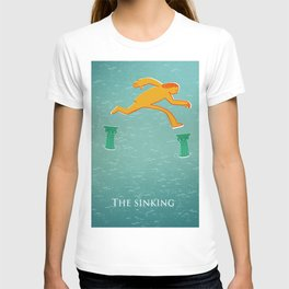 The sinking of classical civilization  T-shirt