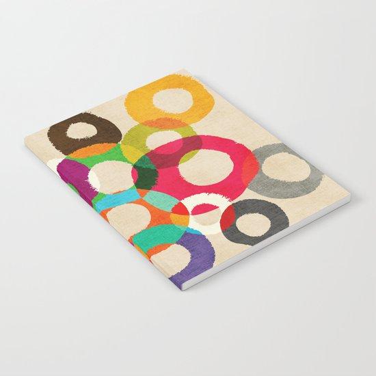 Loop Hoop Notebook