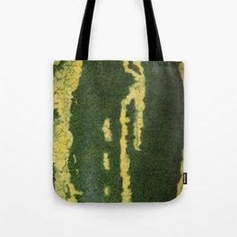 Vintage Watermelon Illustration Tote Bag