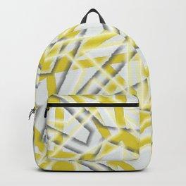 MCM Angles (Yellow) Backpack