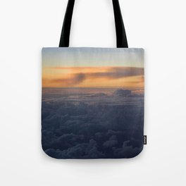 Cloud Mountains • V04 Tote Bag