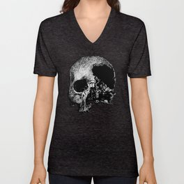 Viking Skull Unisex V-Neck
