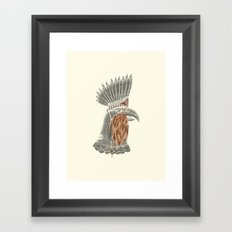 EAGEL Framed Art Print