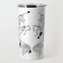 Mermaidunicorns Travel Mug