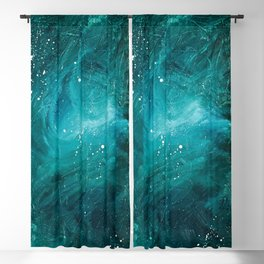 Mermaidessence Blackout Curtain