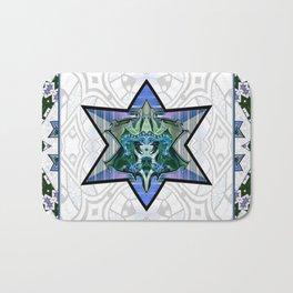 Starry Knight Bath Mat