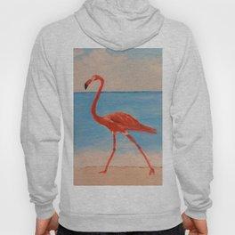 love flamingo Hoody