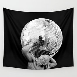 Weight of the Weekend Wall Tapestry