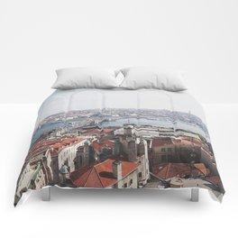GOLDEN HORN @ ISTANBUL Comforters