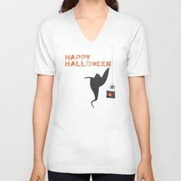 Happy Halloween wonderful T-shirt Unisex V-Neck