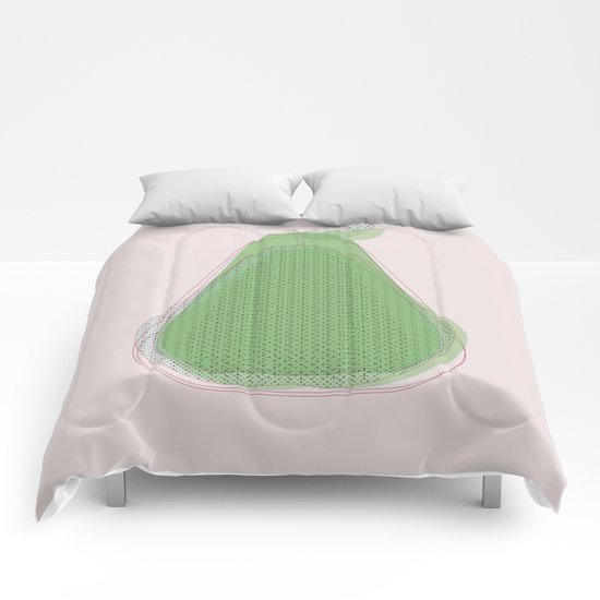 Pear Comforters