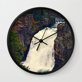 Power in the Fall Wall Clock