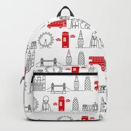 London Calling Backpack