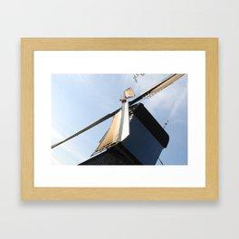 Kinderdijk Framed Art Print