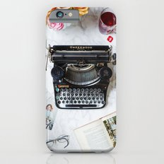 Typewriter Love. iPhone 6s Slim Case