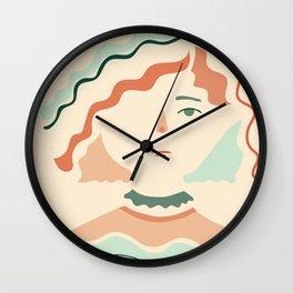 Inspired by Sophia Wall Clock