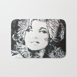 Dolly Parton Bath Mat