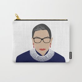 RUTH- Notorious RBG Carry-All Pouch