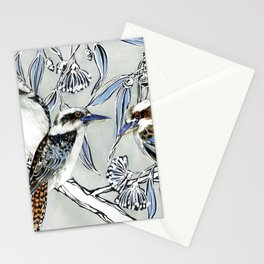 Kookaburra Laugh Stationery Cards