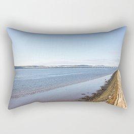 The River Tay Dundee 1 Rectangular Pillow