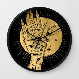 GOLDEN KNIGHT Wall Clock