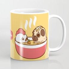 Chicken Noodle Puglie Soup Mug