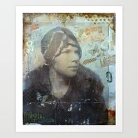 When I Was Young Art Print