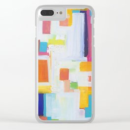 WHERE DO THE CHiLDREN PLAY? Clear iPhone Case