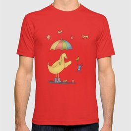 It's raining cats and dogs T-shirt