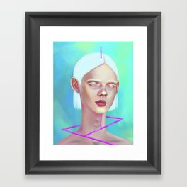 91215 Framed Art Print