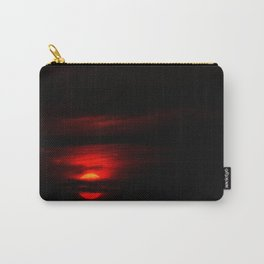 Sunset over Baden-Wurttemberg, Germany Carry-All Pouch