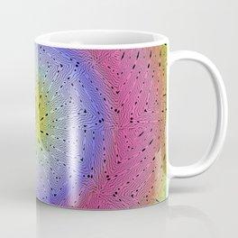 3005 Heat pattern Coffee Mug