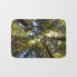 NEW ZEALAND REDWOODS FOREST 'TRIP' Bath Mat