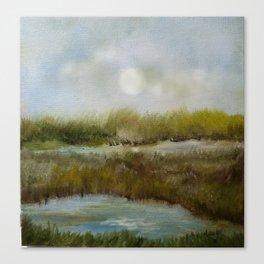 Marshy Canvas Print