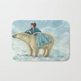 Arctic Queen Bath Mat