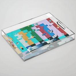 FFFFFFFFFFFFF Acrylic Tray