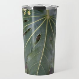 Big Leaf Travel Mug