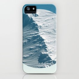 Meditations - Moon iPhone Case