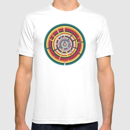Lost in color T-shirt