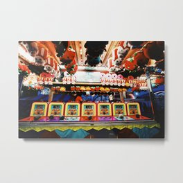 CONEY Metal Print