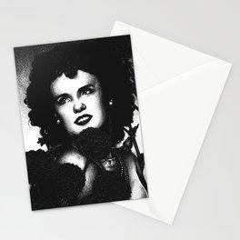 The Black Dahlia Stationery Cards