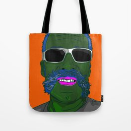 Mr Pickel Buff Tote Bag