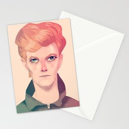 Star Man Stationery Cards